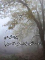 رمان ماه مه آلود